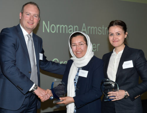 "Shakar wins prestigious ""Women in Innovation"" award"