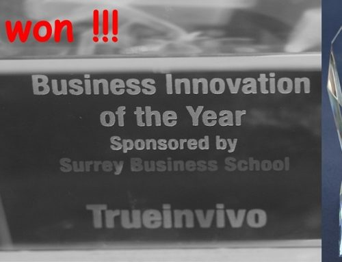 Business Innovation of the Year Award Winner !