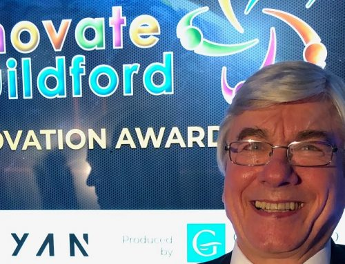 Another Innovation Award tops out 2018